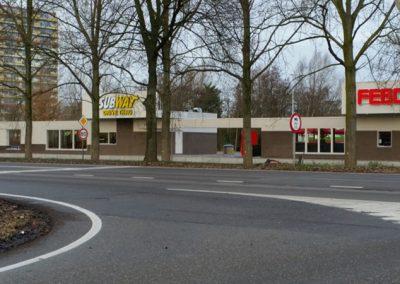 Nieuwbouw FEBO en Subway – Oostzaan